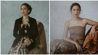 Potret Dian Sastrowardoyo Saat Berbusana Batik, Makin Cantik dan Anggun (sumber:Instagram/@therealdisastr)