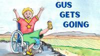 Buku Gus Gets Going. Foto: Amazon