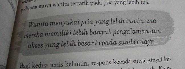 Banyak hal menarik di buku ini./Copyright Vemale/Endah