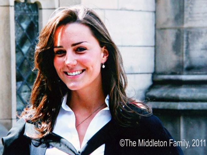 Melihat Perubahan Wajah Kate Middleton di tahun 2005. Sumber foto: Courtesy of The Middleton Family/liveabout.com.
