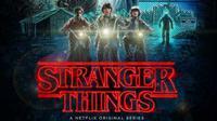 Ilustrasi Stranger Things versi serial (Sumber: Netflix)