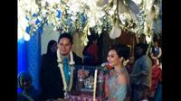 Pernikahan Eriska Rein-Mithu Sinar. (dok.Instagram)