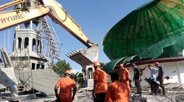 Gempa Lombok (© BNPB)