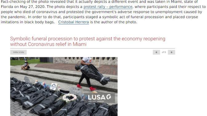 Cek Fakta Liputan6.com menelusuri klaim foto suting film horor untuk masyarakat Indonesia agar mau divaksin