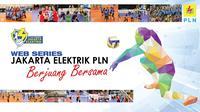 web series  jakarta elektrik PLN Berjuang Bersama (Liputan6.com)