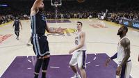 Grizzlies menang di kandang Lakers (AP)