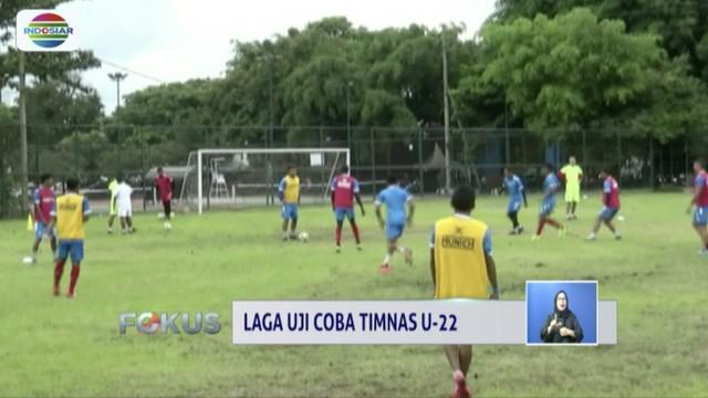Arema FC siapkan fisik dan strategi jelang pertandingan uji coba lawan Timnas U-22.