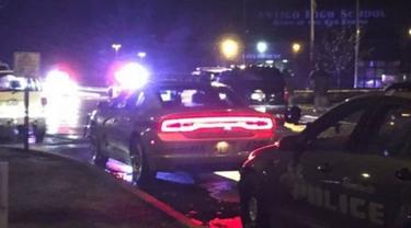Penembakan Massal di Malam Pesta Dansa, 3 Siswa Terluka