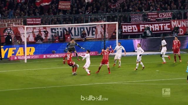 Berita video kumpulan trik terbaik yang tercipta pada pekan ke-14 Bundesliga 2017-2018. This video presented by BallBall.