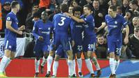 5. Chelsea - 529 juta euro. (AP/Rui Vieira)