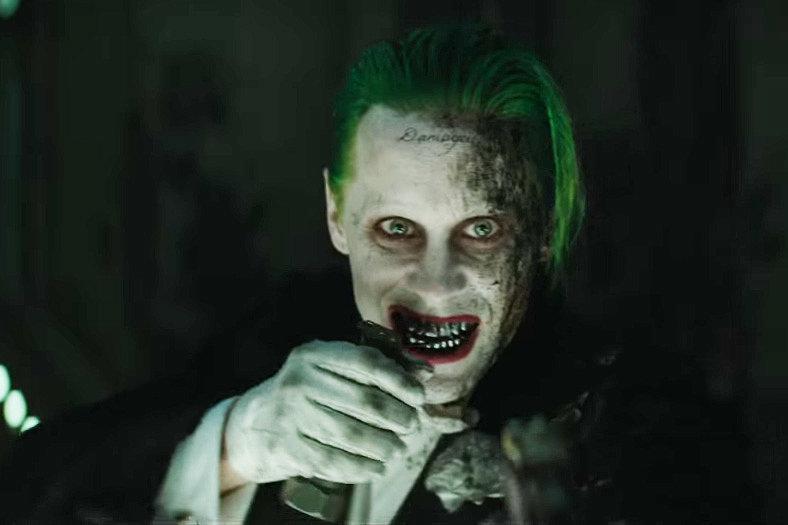 Jared Leto sebagai Joker di Suicide Squad. (popsugar.com)