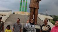Kehadiran Sukarno diharapkan bisa menjadi objek wisata edukatif alternatif bagi warga. (Liputan6.com/Fajar Eko Nugroho)