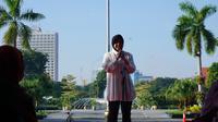 Wali Kota Risma merawat PMKS termasuk ODGJ hingga sembuh. Foto: (Dian Kurniawan/Liputan6.com)