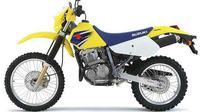 Suzuki DR-Z250 bergaya desain motor trail tahun 1980-an baru dapat peningkatan performa walau masih andalkan karburator. (Suzuki Australia)