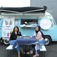 Bukan hal yang susah, tapi bukan juga hal yang mudah. Inilah resep bangun bisnis kuliner yang awet ala Komunitas Food Truck Jakarta. (Fimela.com/Daniel Kampua)