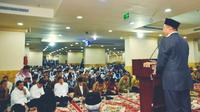 Menteri Agama Lukman Hakim Saifuddin siapkan formula untuk puncak haji. (www.kemenag.go.id)