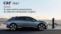 """Jaguar menginginkan pembaruan kata """"car"""" yang ada pada Oxford English Dictionary dan Oxford Dictionaries. (Jaguar)"""