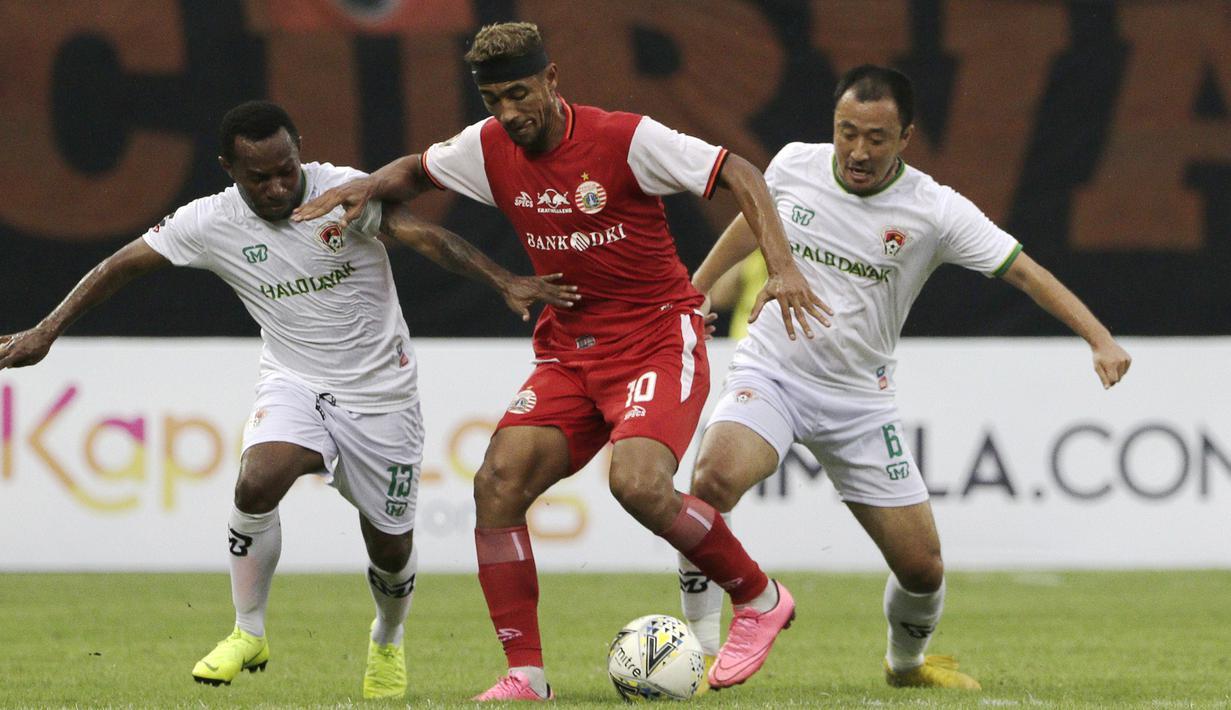 FOTO: Kalteng Putra Singkirkan Persija Jakarta dari Piala