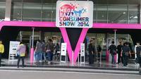 Pameran MBCS 2014 (Liputan6.com/Denny)