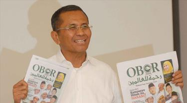 Dahlan Iskan Akui Terlibat Dalam Tabloid Obor?