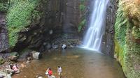 Air Terjun Puthuk Truno berlokasi di Prigen, Pasuruan, Jawa Timur