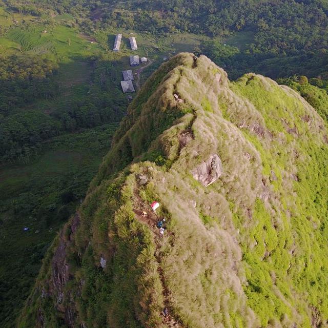 pendakian gunung pemula