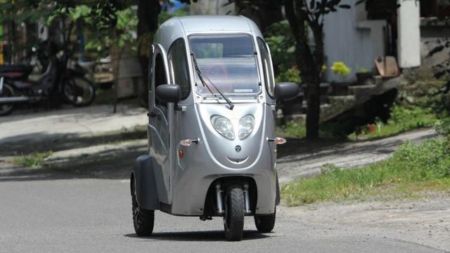 Top3 Spesifikasi Motor Listrik Roda Tiga Dan Mobil Murah Otomotif Liputan6 Com