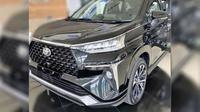 Penampakan Toyota Avanza terbaru. (ist)