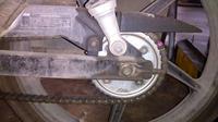 Performa sepeda motor bisa disesuaikan dengan mengganti gear set.