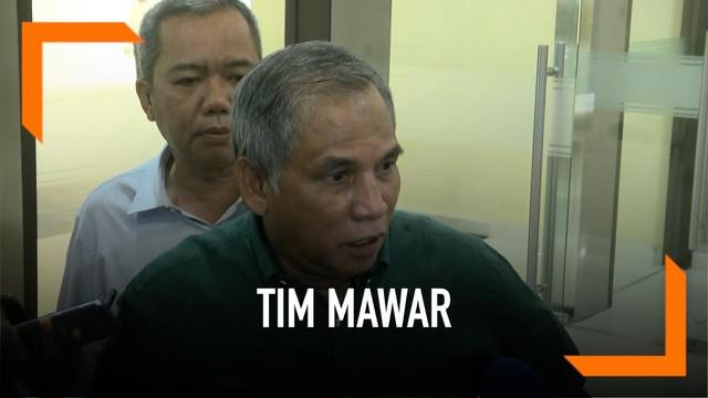 Mayjen TNI (Purn) Chairawan Nusyirwan mendatangi Bareskrim Polri hari Rabu (12/6). Didampingi kuasa hukumnya, ia melaporkan Majalah Tempo dan sejumlah akun media sosial.