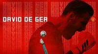 Manchester United - David de Gea (Bola.com/Adreanus Titus)