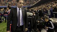 Garry Neville mengaku enggan menjabat sebagai pelatih timnas Inggris dan Manchester United. (Reuters/Sergio Perez)