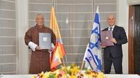 Israel menjalin hubungan diplomatik penuh dengan Bhutan (Israel Ministry of Foreign Affairs)