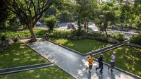 Taman Persahabatan Korea Surabaya (Istimewa)
