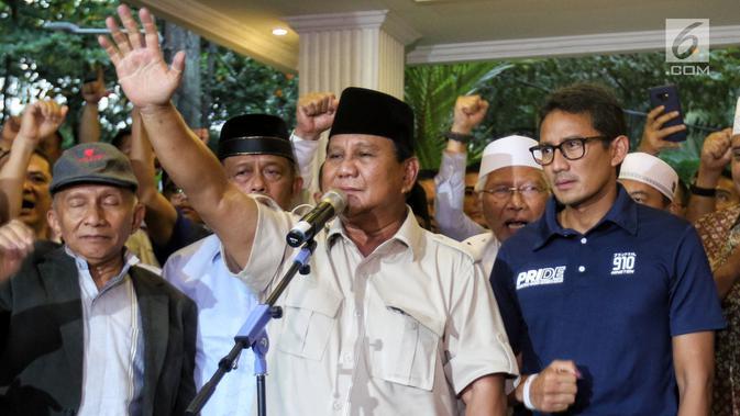 Prabowo Akan Hadiri Acara Sujud Kemenangan di Masjid Istiqlal Besok