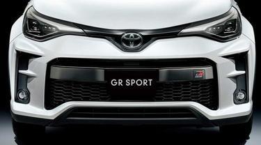 Toyota C-HR GR Sport Jepang