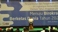 Menteri PANRB Asman Abnur (Foto;Merdeka.com/Anggun S)