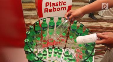 Meminimalisir Limbah Melalui Plastic Reborn 2.0