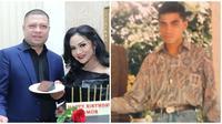 Penampilan lawas Raul Lemos, suami Krisdayanti, saat masih muda. (Sumber: Instagram/raullemos06)