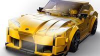 Toyota GR Supra Ini Terbuat dari Ratusan Keping Lego (Paultan)