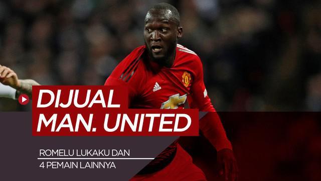 Berita motion grafis 5 pemain ini tak sepantasnya dibuang Manchester United, diantaranya Romelu Lukaku.