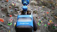 Simak bagaimana cara Google Maps menampilkan visual seluruh dunia (Foto: Google Maps)