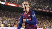 11. Antoine Griezmann (Penyerang) - Dari Atletico Madrid ke Barcelona dengan harga 120 juta euro. (AFP/Josep Lago)