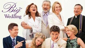 Alasan Nonton Film The Big Wedding di Vidio, Cocok Jadi Hiburan di Akhir Pekan