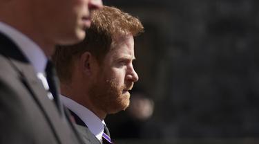 Harry dan William Disebut Habiskan 2 Jam Bersama Usai Pemakaman Pangeran Philip