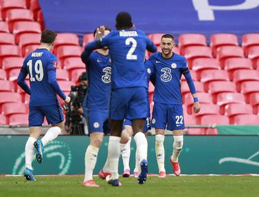 Taklukkan Man City, Chelsea Melaju ke Final Piala FA