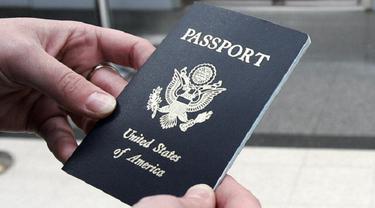 Paspor Amerika Serikat (AFP)