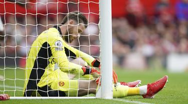 David de Gea - Manchester United - Liga Inggris