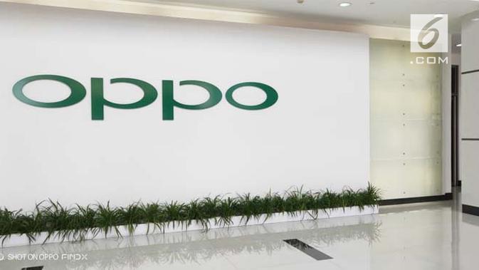 Pabrik Oppo di Dongguan, Guangdong, Tiongkok. Liputan6.com/Ramdania El Hida