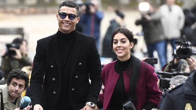 Pesona Georgina Rodriguez, Kekasih Setia Cristiano Ronaldo